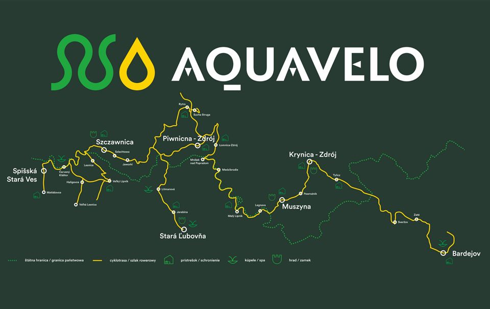 Aquavelo – szlak rowerowy wyzwalający chęć eksploracji.