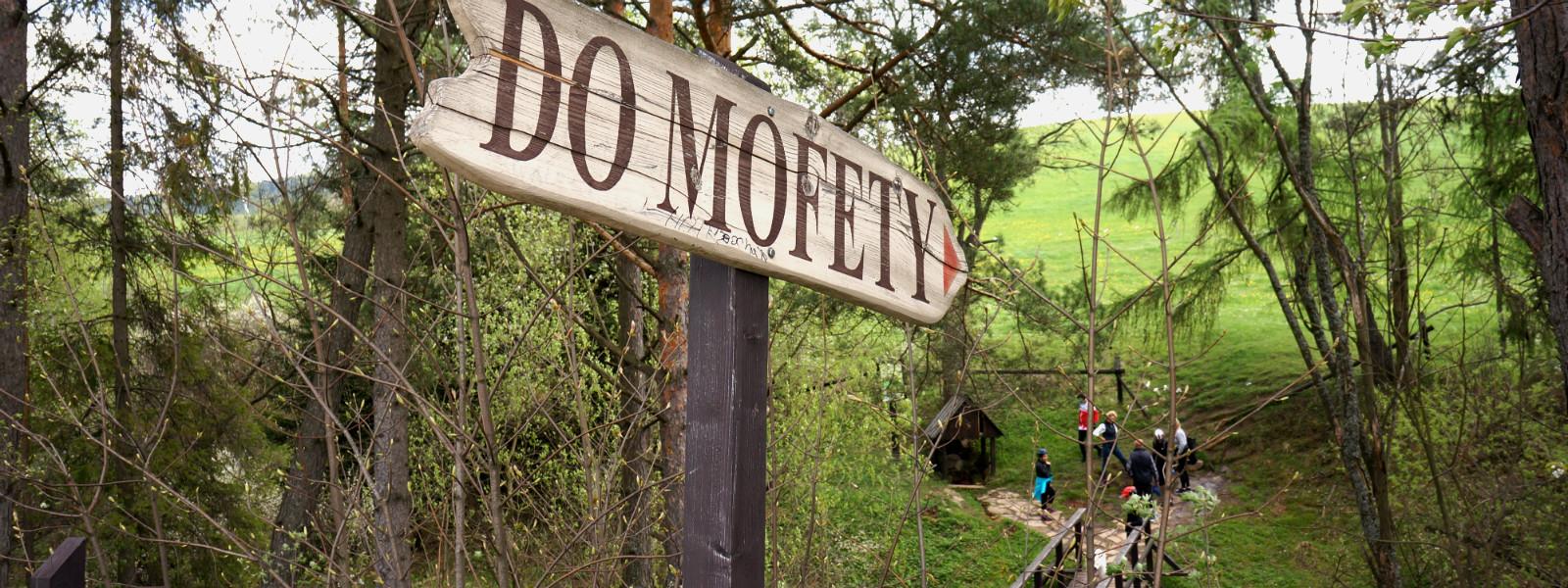 Mofeta – zaskakujący pomnik przyrody nieożywionej .