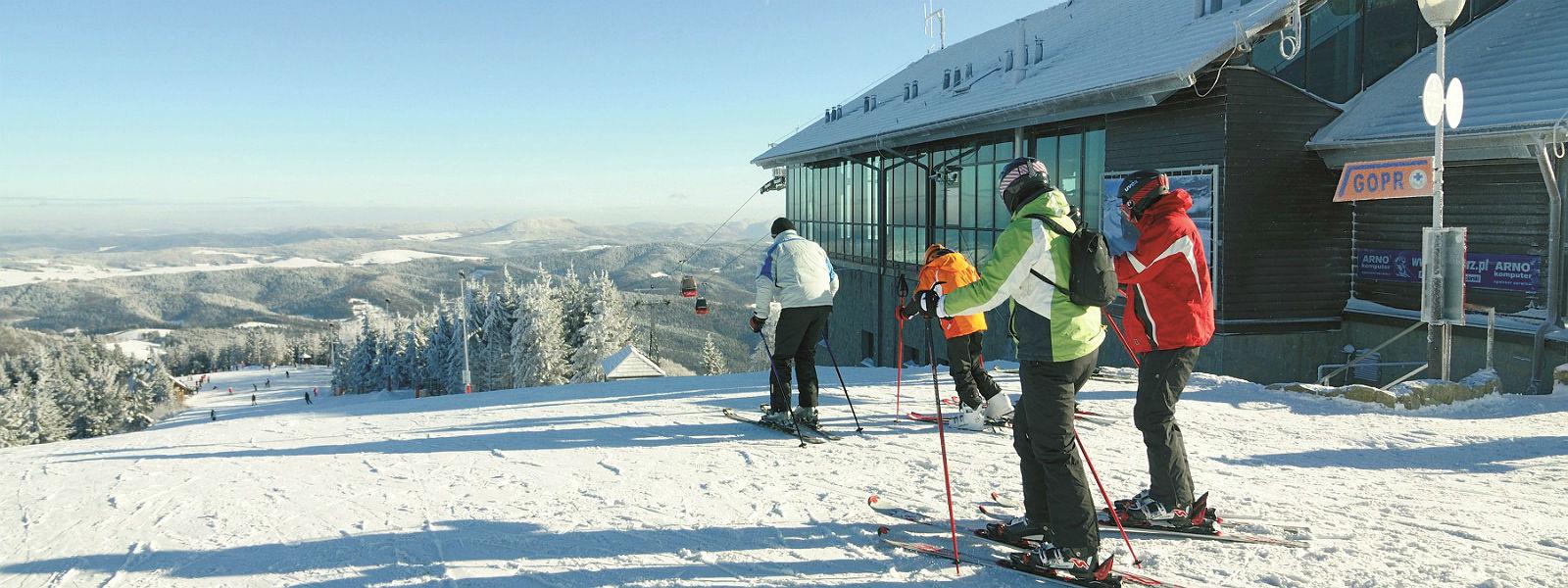 Stacje narciarskie