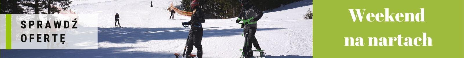 Weekend na nartach