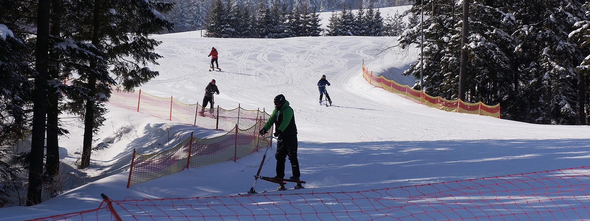 Trikke Skki – nowy wymiar narciarstwa!