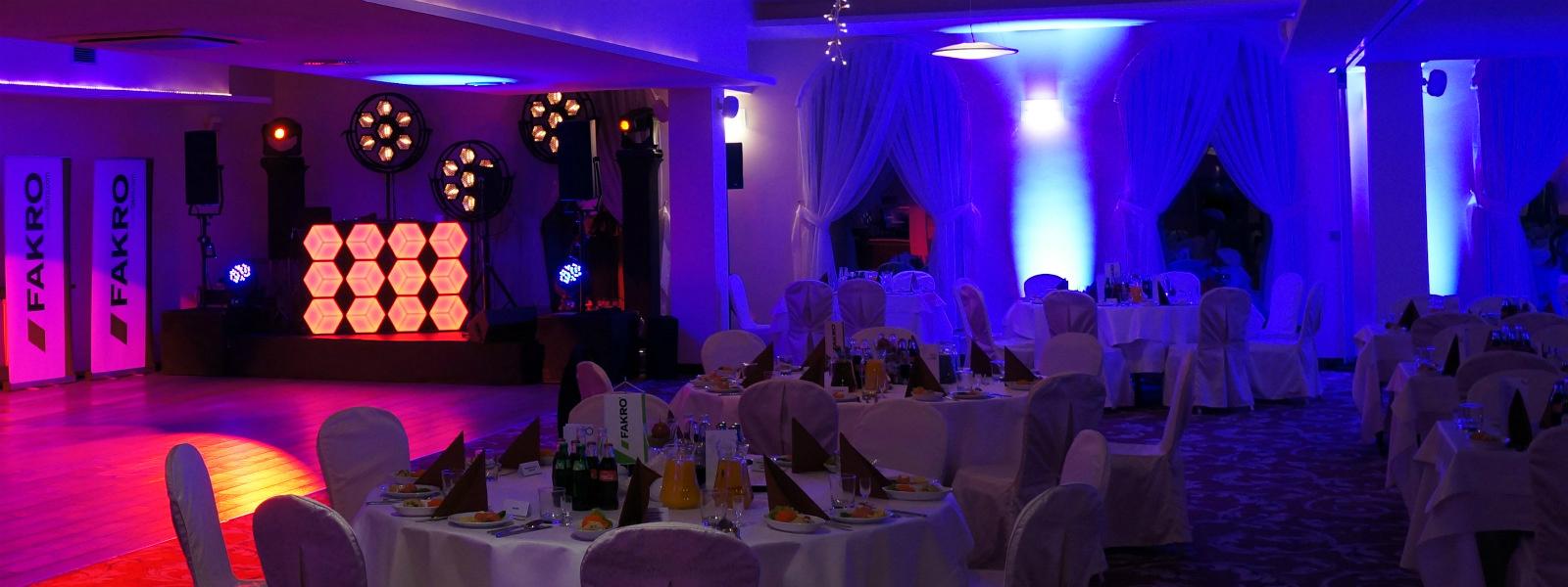 imprezy firmowe w Hotelu Activa