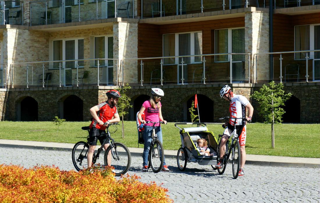 Hotel na rower
