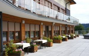 Kawiarnia - Hotel Activa***