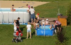 Basen dla dzieci - Hotel Activa***