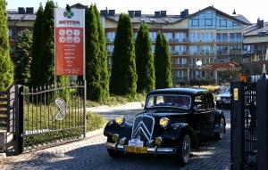 Zloty samochodowe - Hotel Activa***