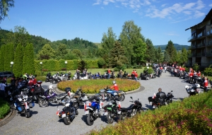 Zloty motocyklowe - Hotel Activa***