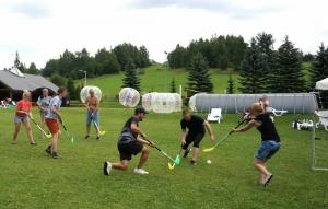 Mini hokej na trawie  - Hotel Activa***
