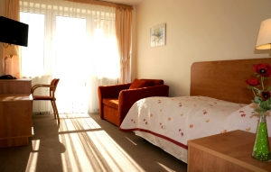 Pokój jednoosobowy - Hotel Activa***