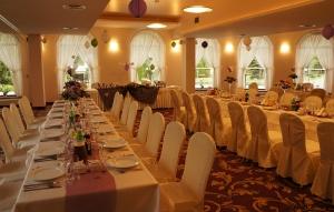 Przyjęcie weselne -Hotel Activa***