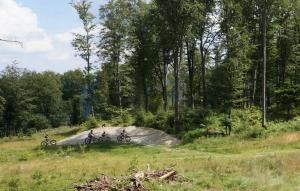 Park Rowerowy wokół Ślizgostrady