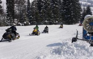 Skutery śnieżne - Hotel Activa***