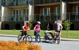 Rowery i przyczepki rowerowe