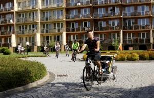 Rowery i przyczepki rowerowe - Hotel Activa***