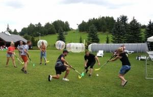 Mini hokej na trawie