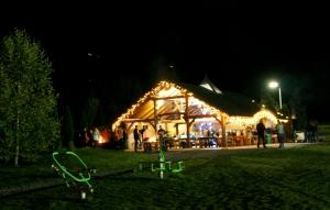 Wiata grillowa - Hotel Activa***
