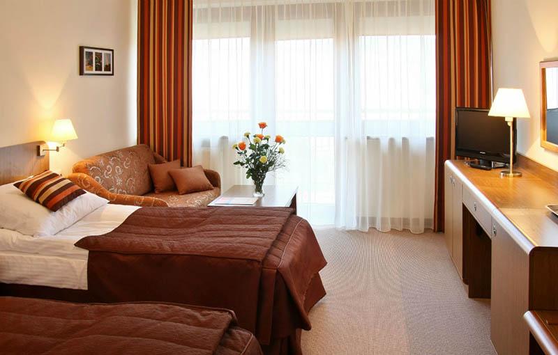Pokoje w Hotelu Activa***