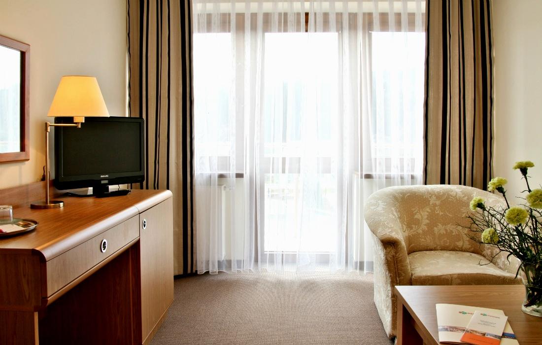 Pokoje i apartamenty w Hotelu Activa***