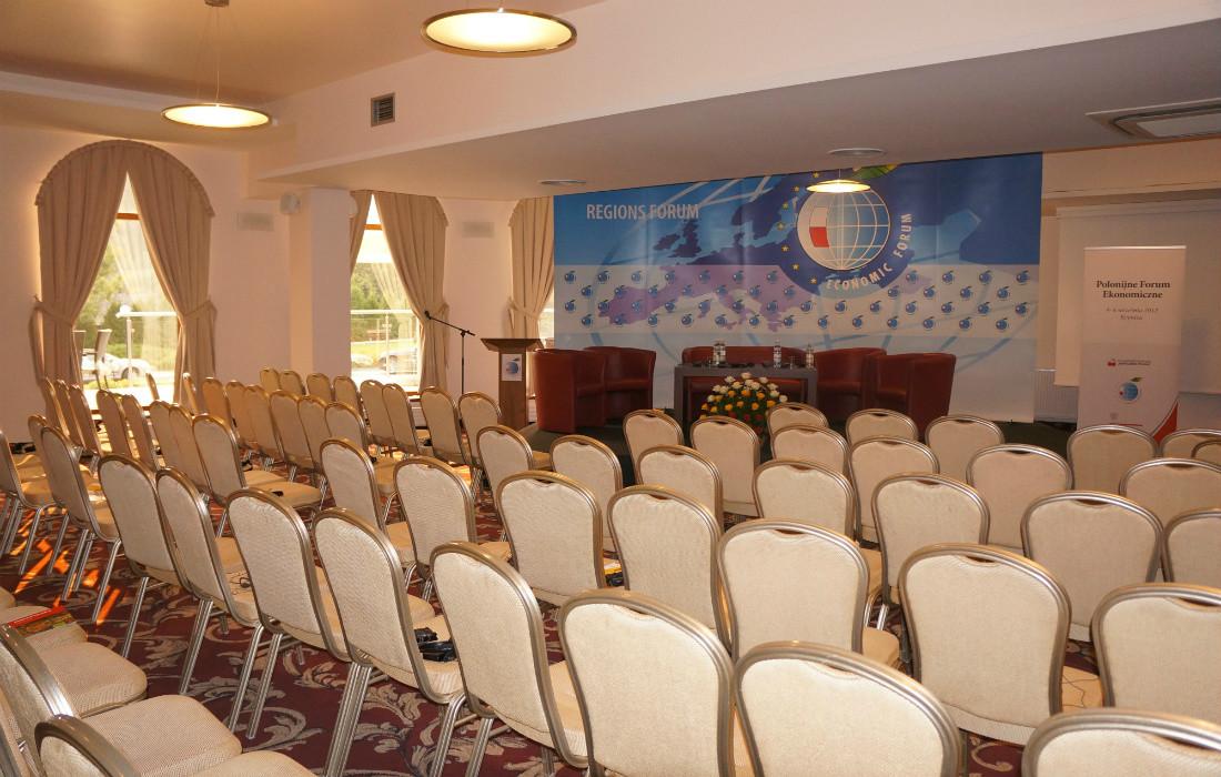 sala konferencyjna w Hotelu Activa