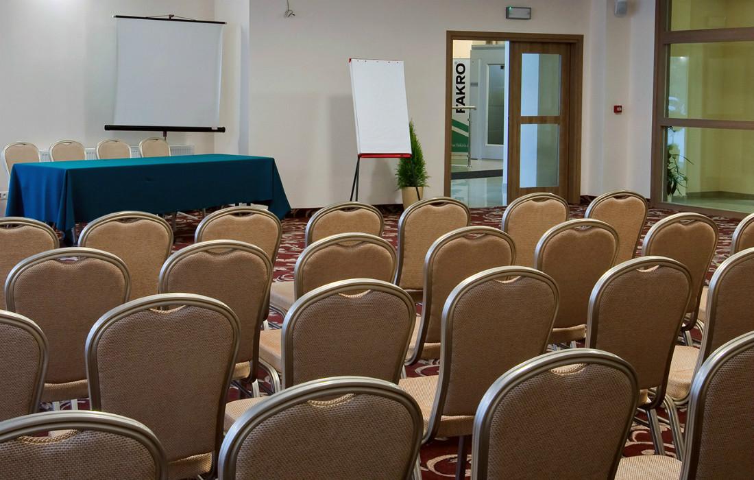 sala konferencyjna w hotelu
