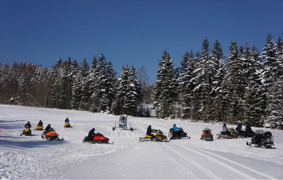 Rekreacja zimą
