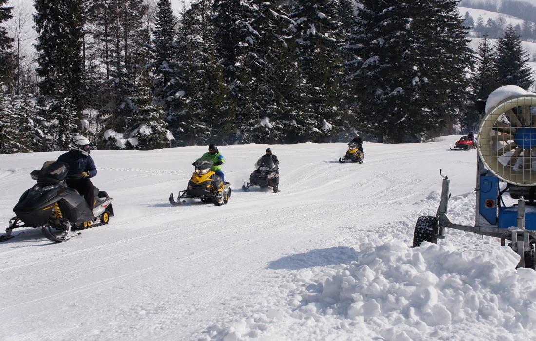 Integracja zimą
