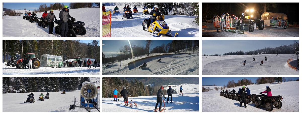 Sporty zimowe kochamy szczerze i bezwarunkowo.
