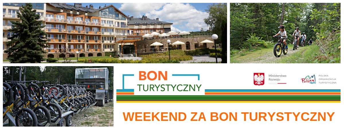 Weekend za BON Turystyczny? Tylko u nas!